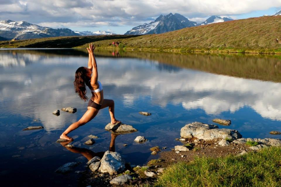 Una sesión de Yoga pondrá el broche cada día a las jornadas hípicas de los campamentos de Pirineo Ecuestre