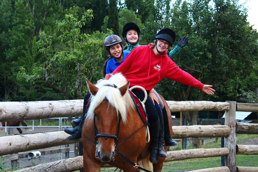 campamento de verano equitacion e idiomas
