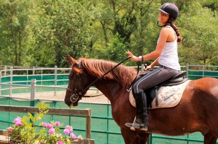 campamentos de equitacion de verano