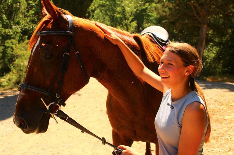 campamentos de equitacion en jaca