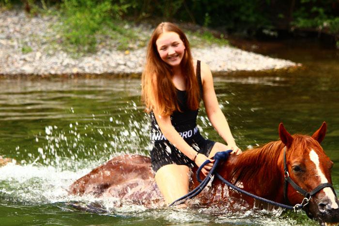campamentos de verano hipica y caballos
